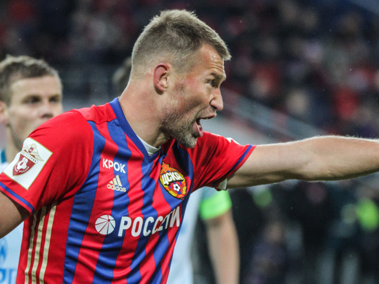 Василий Березуцкий ушел из ЦСКА ради Гончаренко