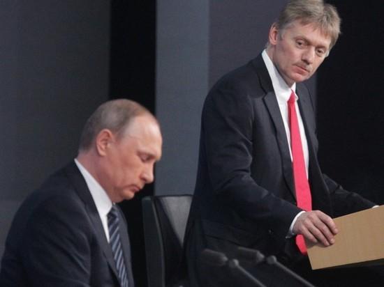 Песков прокомментировал возможные новые санкции США