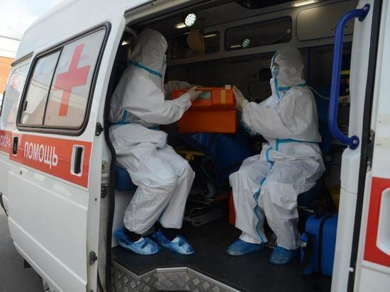 За последние сутки в Поморье выявлено 75 новых случаев COVID-19