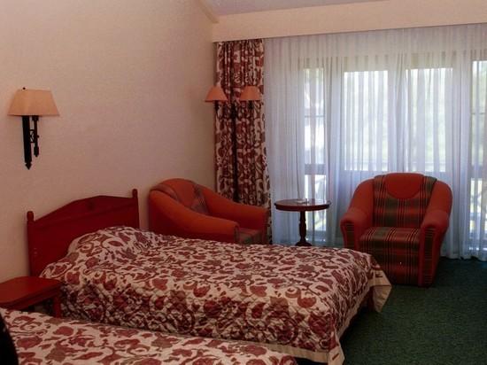 В России выросли цены на отели
