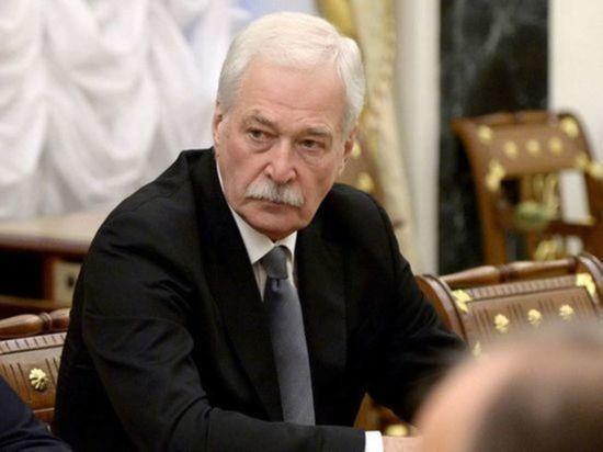 Грызлов: в НАТО поощряют Украину на военное разрешение вопроса Донбасса