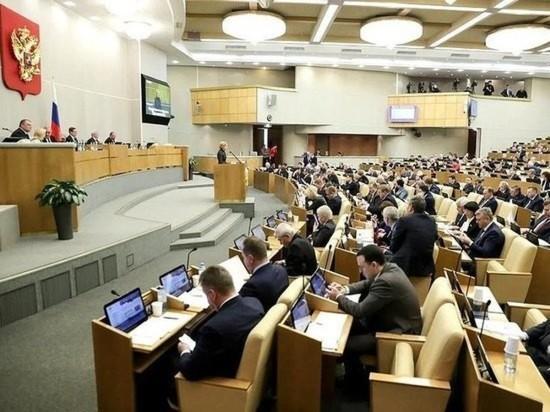 В Госдуме ответили на заявление Украины о ядерном оружии в Крыму