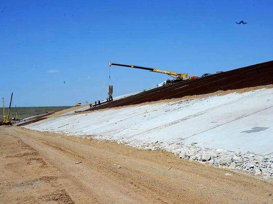 Калмыкии из федерального бюджета выделят 49 236,77 тысячи рублей на консервацию капитального строительства Элистинского водохранилища