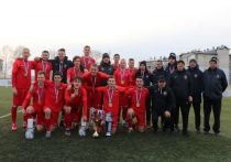 Молодёжка «Енисея» завоевала Кубок памяти Фомичёва