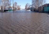 На прошлой неделе, 10 апреля, в село Советский путь Локтевского района зашла вода.