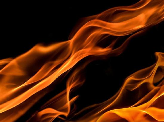 Четыре ребёнка стали жертвами пожара в частном доме на Урале