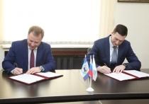 Правительство Иркутской области и ООО «Газпром трансгаз Томск» подписали соглашение о сотрудничестве по вопросам подготовки кадров