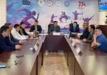 В Якутске чествовали триумфаторов первенства России по вольной борьбе