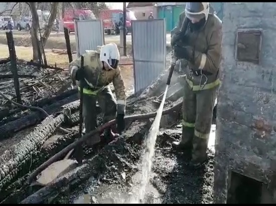 Названа возможная причина пожара, унесшего жизни 5 детей