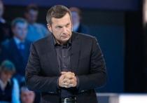 Телеведущий Владимир Соловьев и украинский журналист Дмитрий Гордон продолжили обмениваться оскорблениями