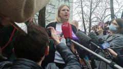 Любовь Соболь рассказала о предписанных судом запретах: видео