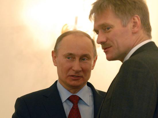 Песков высказался о здоровье Путина после второй прививки от коронавируса