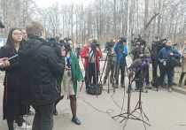 Наказание, меньшее, чем просил прокурор, в четверг, 15 апреля, назначил Любови Соболь судебный участок №276