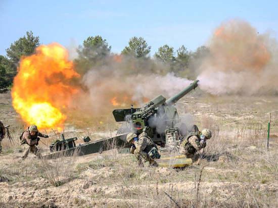 Украинский генерал предрек расширение границ конфликта в Донбассе
