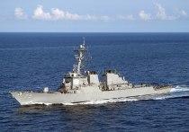 Сегодня стало известно, что США уведомили Турцию об отмене прохода через пролив Босфор в Черное море двух своих эсминцев