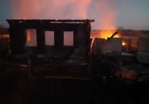 Свердловский пожар с пятью погибшими детьми: семью незадолго до трагедии сняли с учета