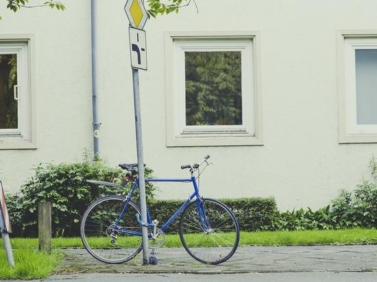 В одном из домов Йошкар-Олы из подъезда украден велосипед