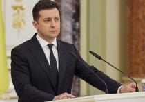 Владимир Зеленский отправился в Европу в поисках поддержки  противостояния с Россией