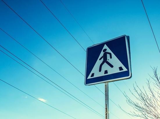 В этом году в Марий Эл погибли пять пешеходов и 34 пострадали в ДТП