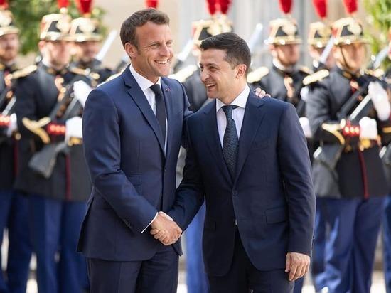 Германия, Франция и Украина обсудят отношения с Россией 16 апреля