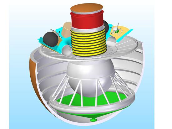 Целый рой небольших беспилотных аппаратов предложили отправить к Венере специалисты Московского авиационного института