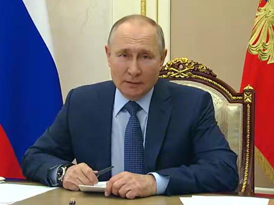 «Америке мат»: болгары увидели «победу Путина» над «угрожавшим» ему Байденом