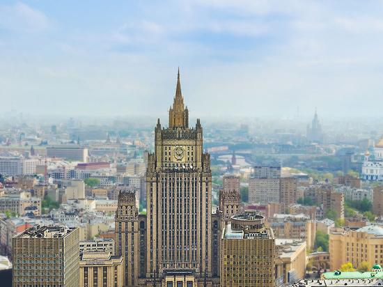 МИД России пообещал послу США серию ответных мер