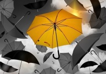 16 апреля в Смоленске возможны дождь и ветер