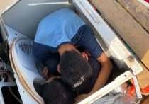 Март стал рекордным месяцем по количеству задержаний несовершеннолетних нарушителей границы