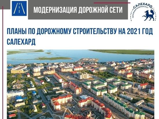Чубынина, Маяковского, Почтовая: в Салехарде летом отремонтируют больше 5 км дорог