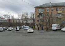 Машина скорой попала в ДТП во Владивостоке