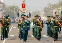 500 полицейских будут дежурить в Приамурье в День Победы
