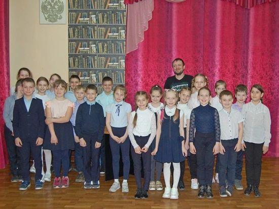 Школьники Серпухова встретились с астрономом