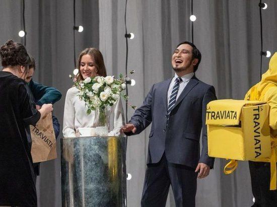 Чем страдала Виолетта Валери на сцене театра оперы и балета в Улан-Удэ