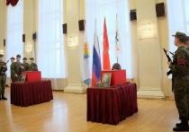 В Кирове нашли «Дорогу домой» два без вести пропавших солдата