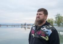Кадыров анонсировал скачки чистокровных лошадей на высшем уровне в Грозном