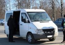 Нелегальный перевозчик задержан по дороге в Пудож