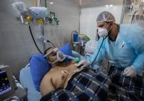 Коронавирусный кризис усугубляется в Бразилии, где пациенты с COVID-19 «привязываются к койкам» и получают искусственную вентиляцию легких без седативных средств