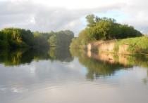 В Новосибирске зафиксировали повышение уровня воды в реке Тула