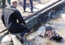 В районе поисков пропавшего 6-летнего мальчика под Новосибирском нашли ботинок