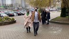 Тима Белорусских прибыл в суд по делу о наркотиках: видео