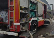 В Смоленске пожарные выехали по знакомому адресу тушить сигарету и постель