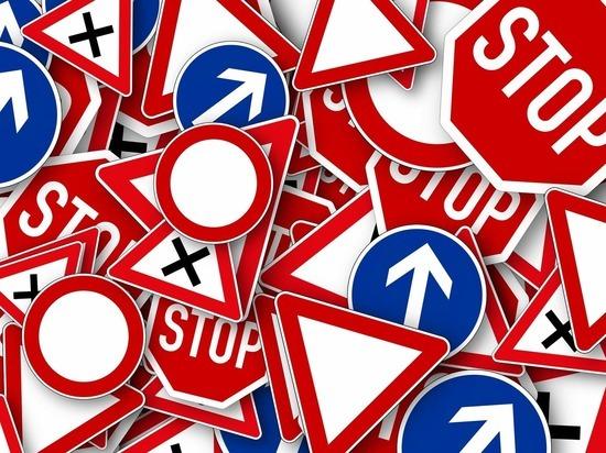 В Смоленске с понедельника ограничат движение по улице 25 Сентября из-за ремонта