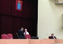 В Саратовской городской думе - новый депутат