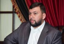 Жители Донбасса хотят, чтобы территория вошла в состав Российской Федерации, и фактически он уже является ее частью