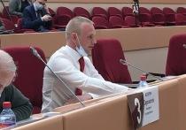 Новый саратовский депутат успел показать агрессивный характер