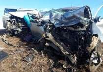 В ДТП в Аларском районе пострадало двое, один погиб
