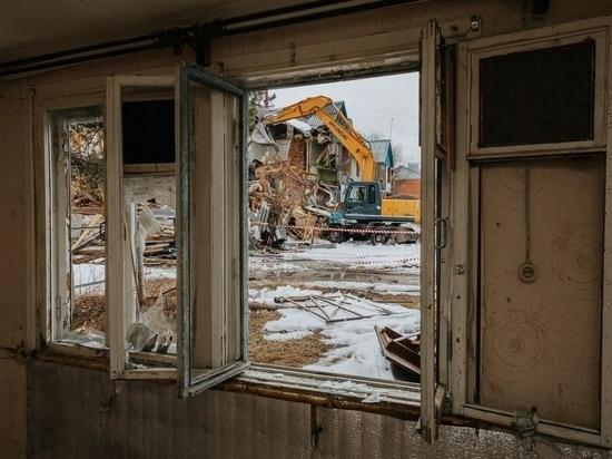В Сургутском районе сносят поселок ГПЗ