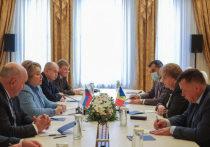 Матвиенко: Россия внимательно следит за событиями в Молдове