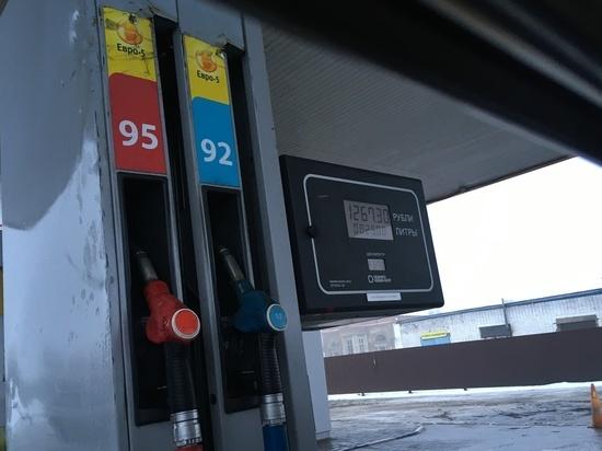 Смоленскстат подсчитал, насколько выросли цены на бензин за месяц